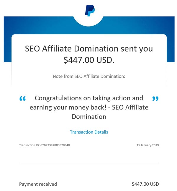 Affiliate Marketing Sell My Product